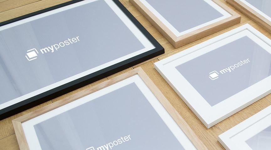 sch ne bilderrahmen online kaufen myposter. Black Bedroom Furniture Sets. Home Design Ideas