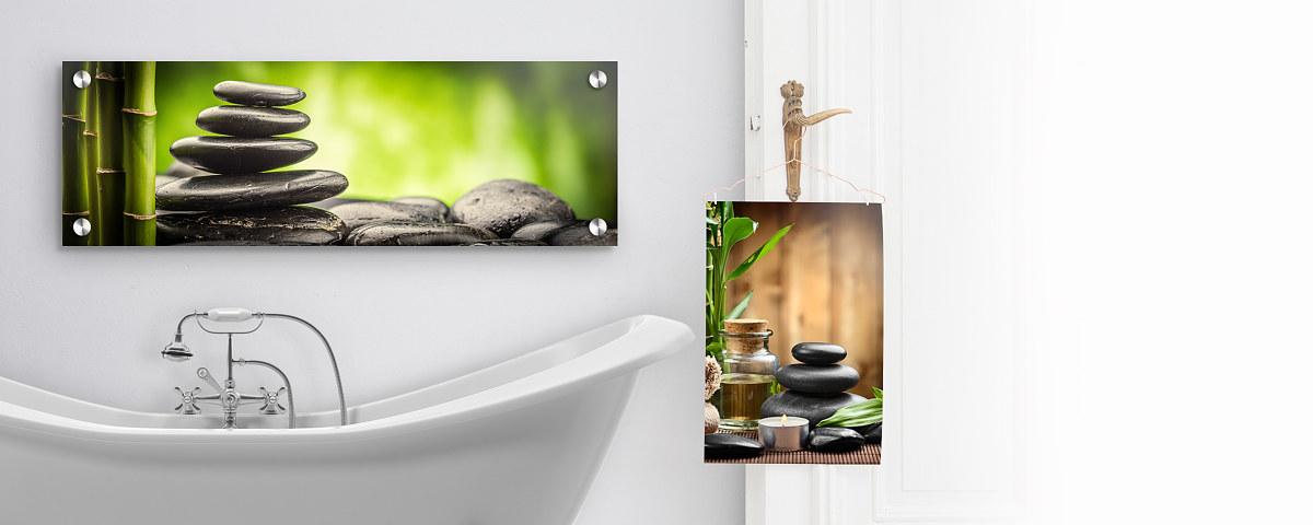 Badezimmer Wandbilder