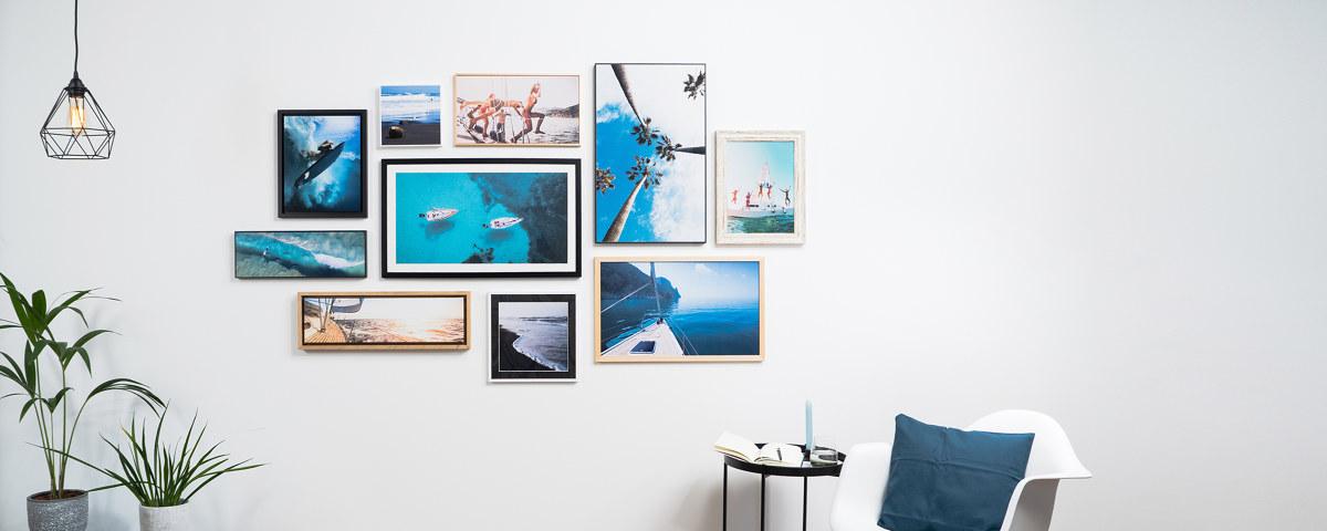 Gerahmte Bilder Und Poster Mit Rahmen In Top Qualität Bestellen