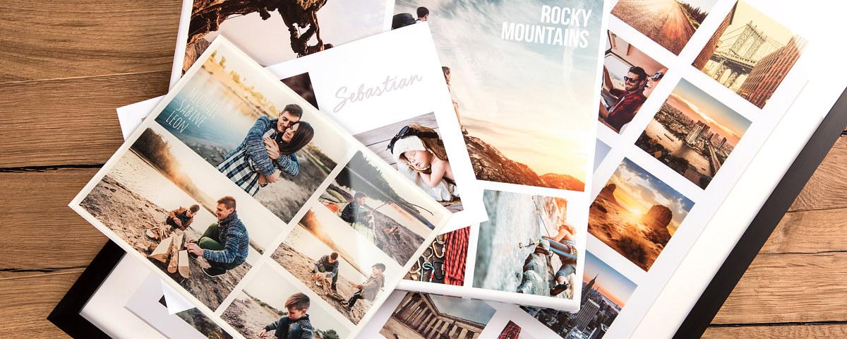 Fotocollage Schnell Einfach Online Erstellen Collage Von Myposter