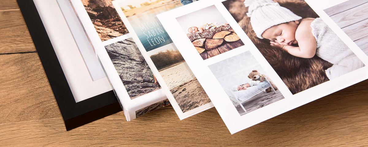 Collage selbst gestalten: Fotocollage mit und ohne Vorlage erstellen