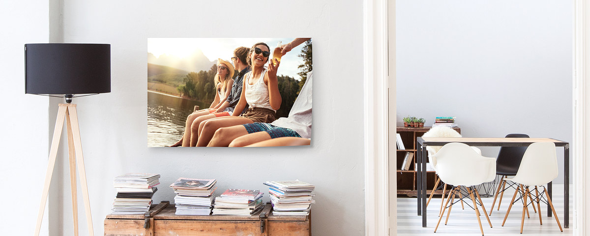 Ihr Foto als Poster drucken lassen | Top-Qualität & Preis bei myposter