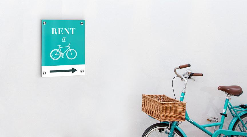 werbeschilder oder werbetafeln drucken lassen g nstig schnell. Black Bedroom Furniture Sets. Home Design Ideas