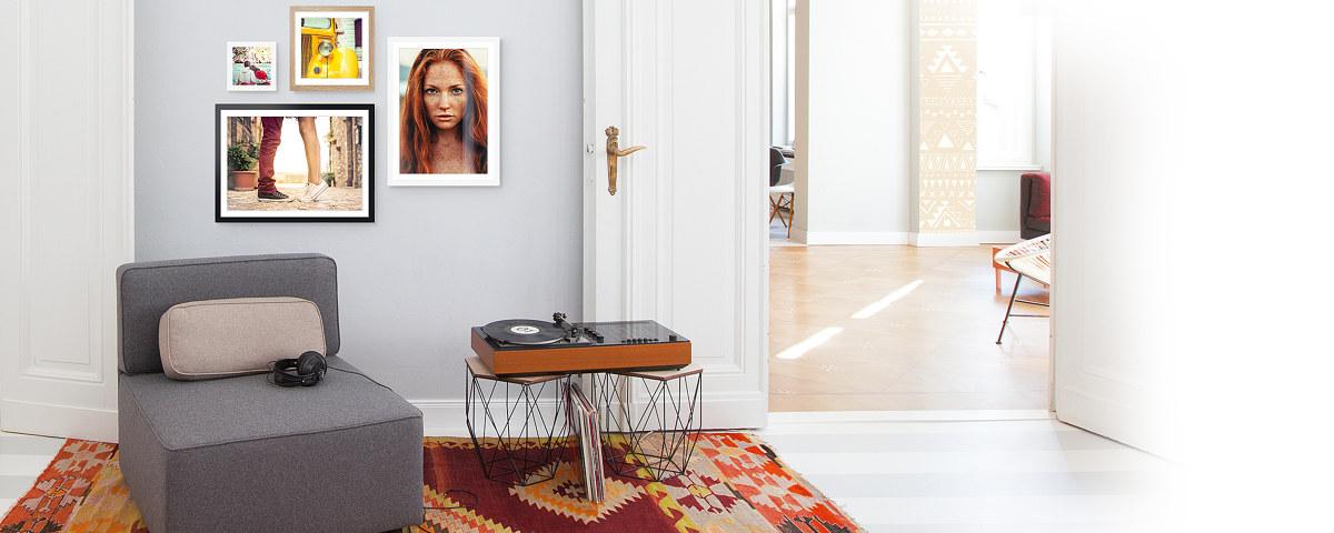ihre bilder ihre wohnung bilder f r zuhause individuell gestaltet. Black Bedroom Furniture Sets. Home Design Ideas