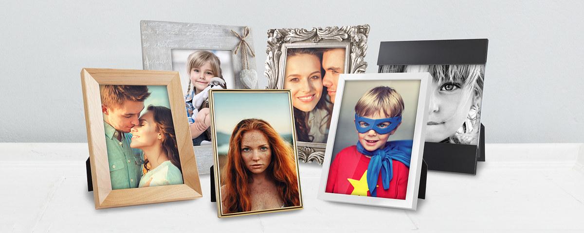 Ihr Lieblingsfoto im Portraitrahmen! - myposter