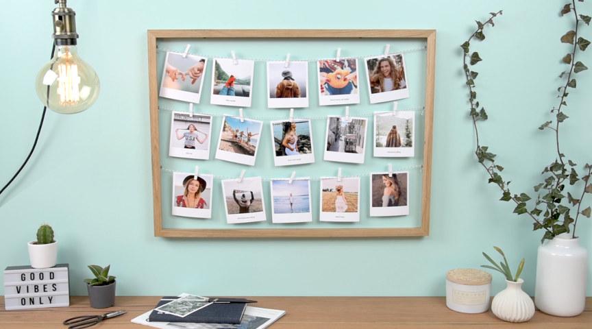 cr ez et imprimez votre p le m le photo. Black Bedroom Furniture Sets. Home Design Ideas