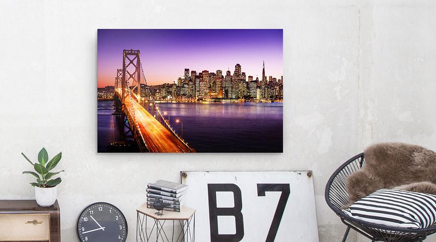 ihr foto als individuelle backlit folie online bestellen bei myposter. Black Bedroom Furniture Sets. Home Design Ideas