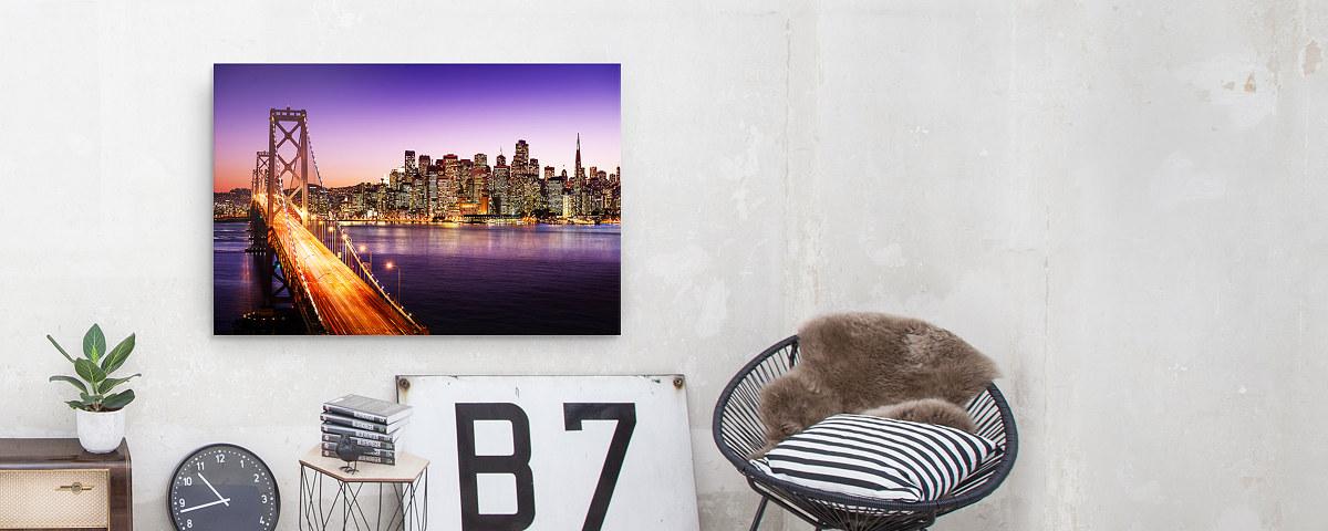 Berühmt Ihr Foto als individuelle Backlit-Folie online bestellen bei myposter! RE34