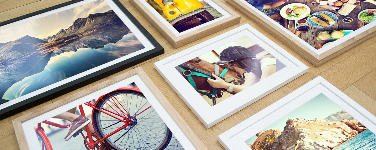 Gerahmte Bilder mit Ihrem Motiv in Top-Qualität bestellen | myposter