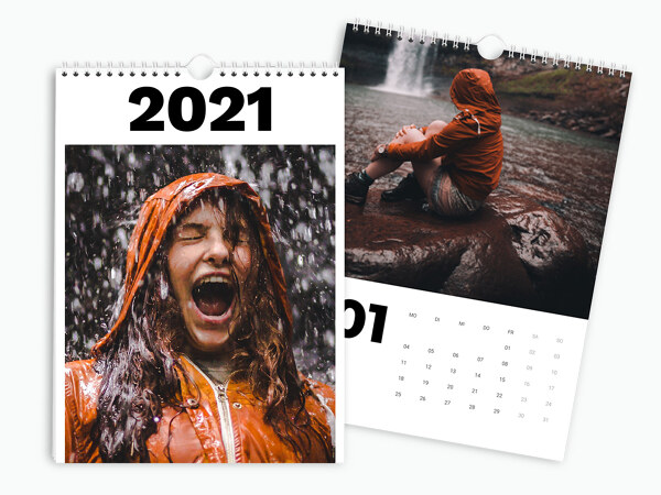 Crea il tuo calendario personalizzato 2021 | myposter