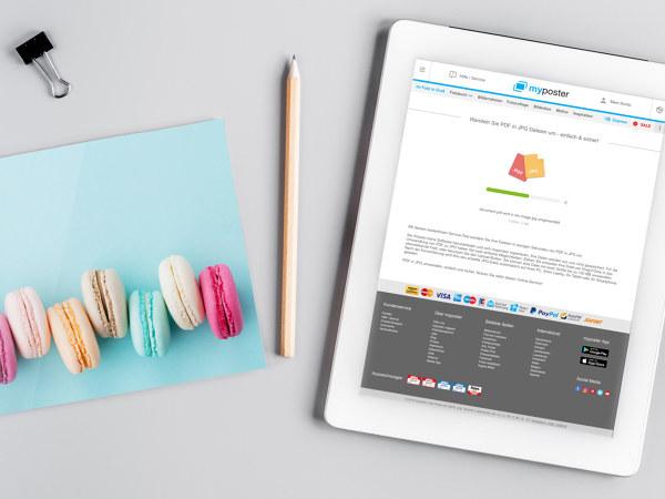 Gratis-Tools zur Bildbearbeitung, Daten-Umwandlung & für Collagen