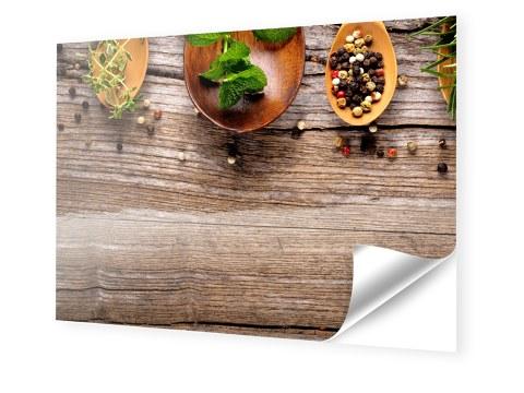 Küchenrückwand mit Ihrem Motiv | Spritzschutz für Küchen