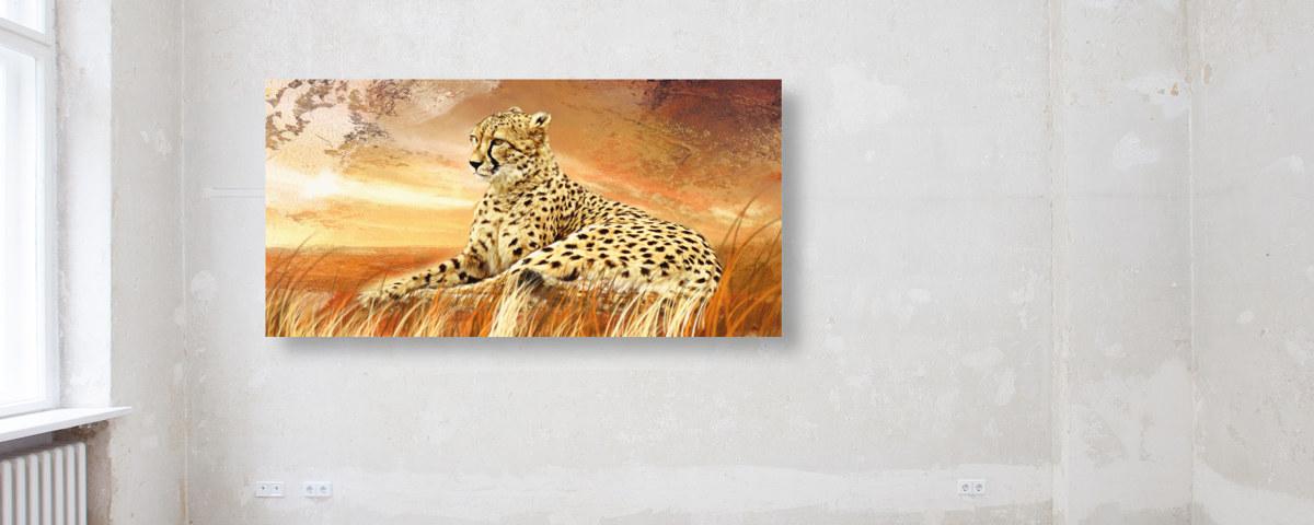 Erfreut Gepard Bilderrahmen Bilder - Rahmen Ideen - markjohnsonshow.info