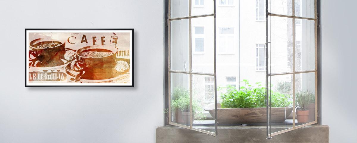 stilvolle bilder f r die k che mit modernem stil. Black Bedroom Furniture Sets. Home Design Ideas