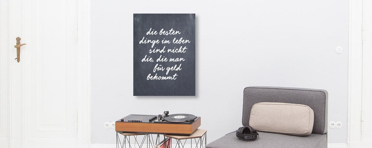 Einfach kluge Worte: Einstein Zitat