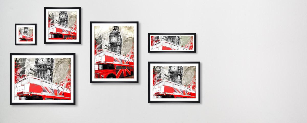 stilvolles london bild sofort gestalten bestellen myposter. Black Bedroom Furniture Sets. Home Design Ideas