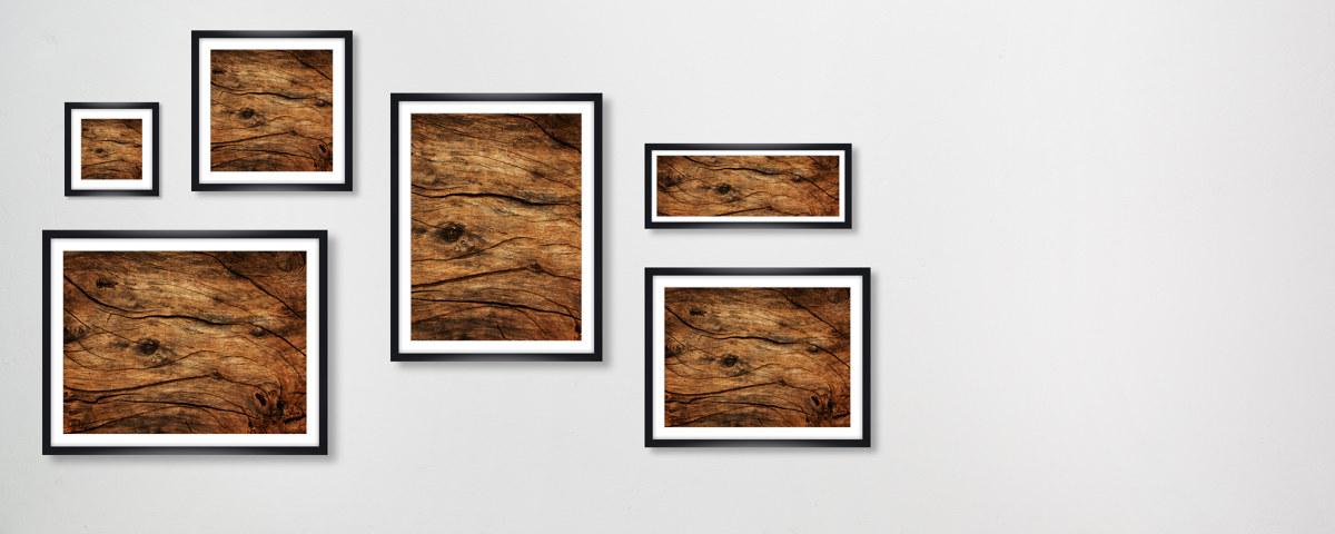 Holz Struktur pur - nur reine Natur!