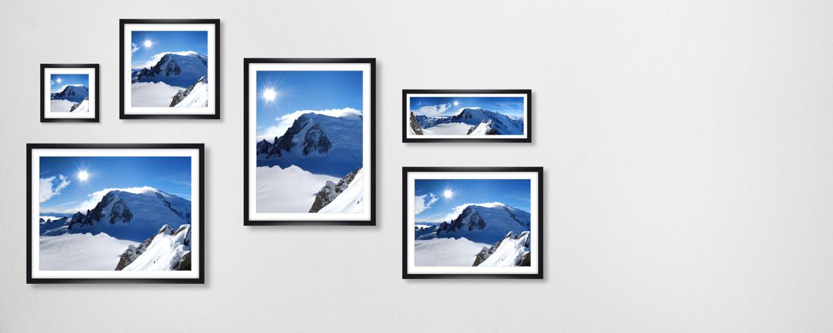 Frisch Wie Die Bergluft Mont Blanc Bilder