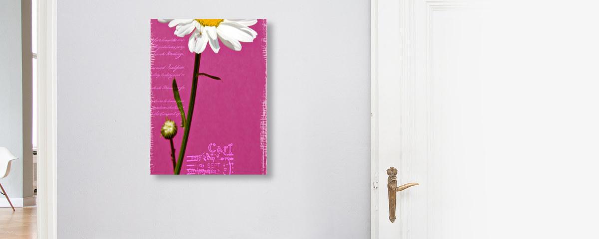 gestalten sie ihre wohnr ume durch lila blumen bilder. Black Bedroom Furniture Sets. Home Design Ideas