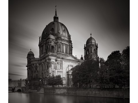 Berlin Cathedral - Study 8