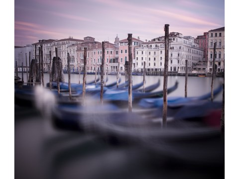 Canal Grande - Study 8