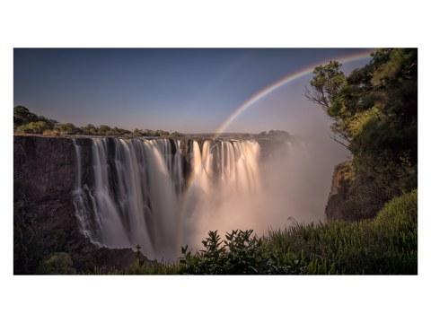 Viktoria Falls in Simbabwe