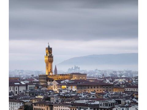 Firenze Study III Palazzo Vecchio