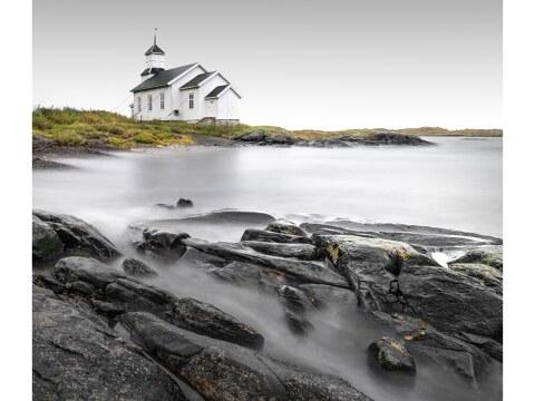 Gimsoy Kirke II Lofoten