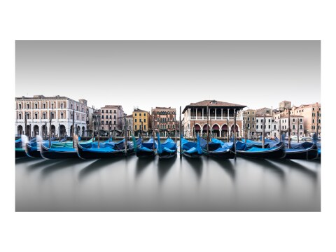 Gondola Study Venedig