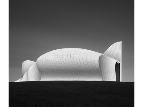 Heydar Aliyev Center Baku - Study 2