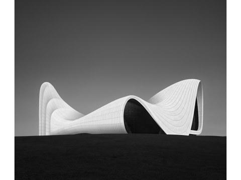 Heydar Aliyev Center Baku - Study 3