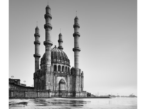 Heydar Aliyev Moschee Baku