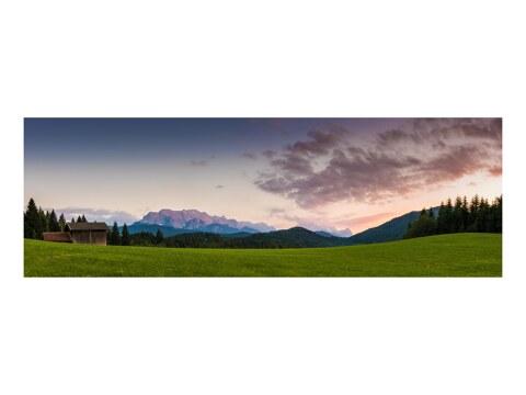 Karwendel und Wettersteingebirge