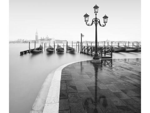 Piazzetta II Venedig