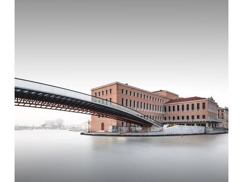 Ponte della Costituzione Venedig
