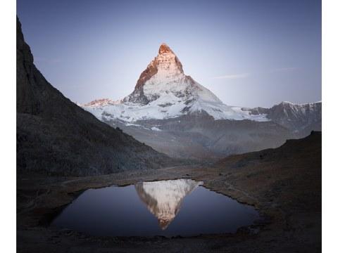 Matterhorn Dämmerung