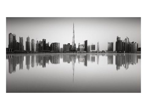 Burj Khalifa Skyline