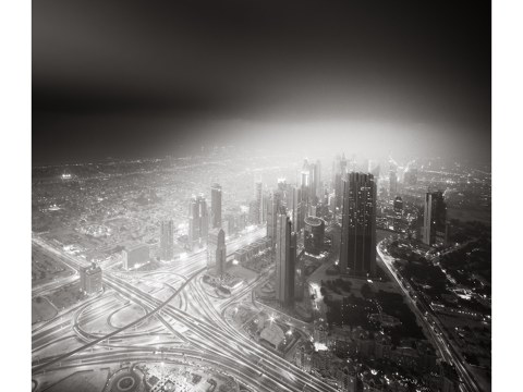 Sheikh Zayed Road - Study 10