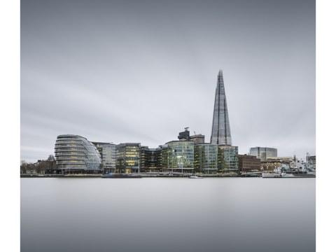 Skyline Study - London