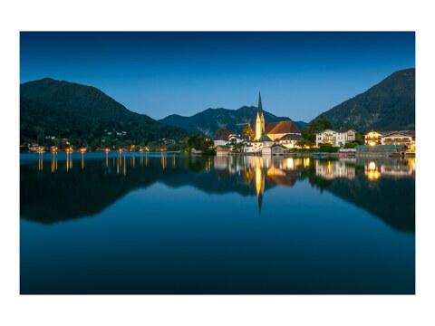 Sommerabend am Tegernsee