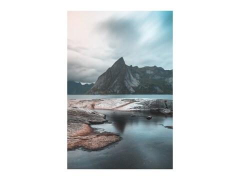 Vikings seashore