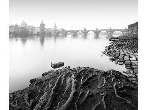 Vltava River Study Prag
