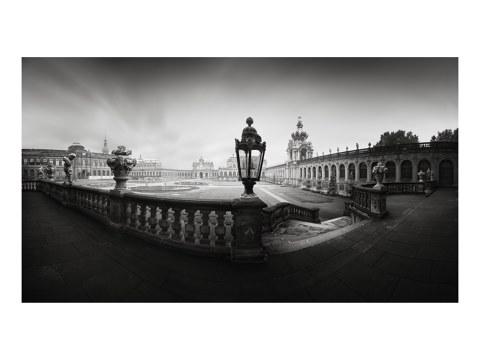 Zwinger Panorama Dresden