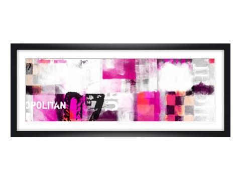 abstract bilder kanllige farben f r frischen schwung. Black Bedroom Furniture Sets. Home Design Ideas