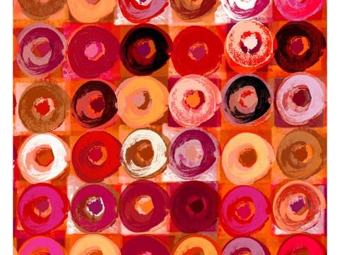 abstrakt Kreise
