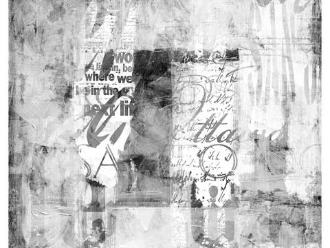 abstrakt quadratisches Bild