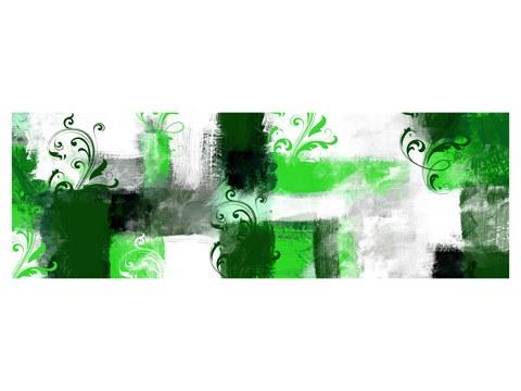 Abstrakter Kunstdruck