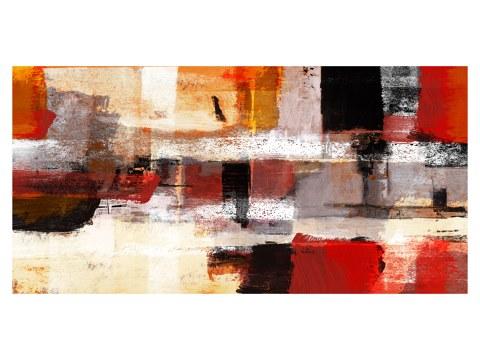 Motif abstrait