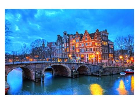 Amsterdam Bild