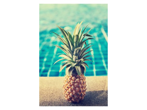 Ananas Bild